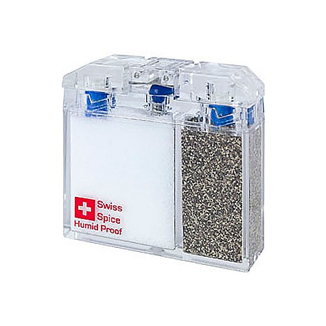 photo: Light My Fire Swiss Spice Humid-Proof Dispenser storage container