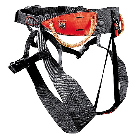 photo: Mammut Alpine Light sit harness