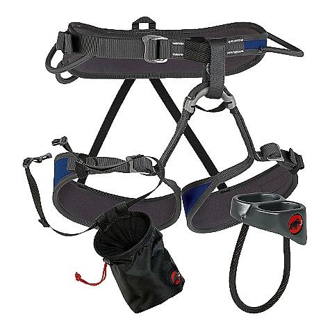 photo: Mammut Crag Bag Kit sit harness