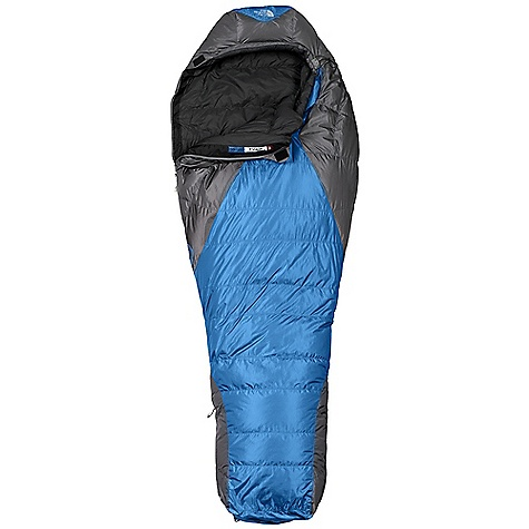 photo: The North Face Nebula 3-season down sleeping bag