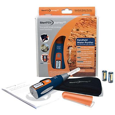 SteriPen Journey LCD Handheld Water Purifier
