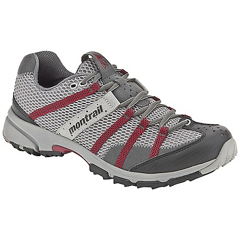 photo: Montrail Men's Mountain Masochist trail running shoe