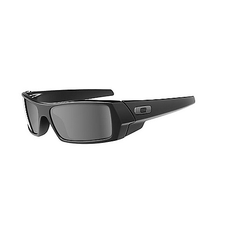 Oakley Gascan Sunglasses Matte Black / Grey