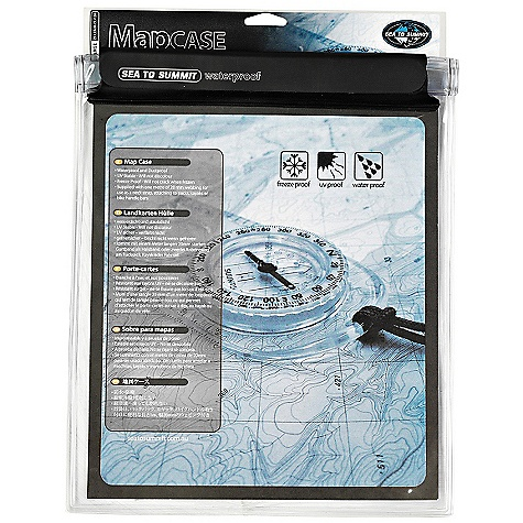 photo: Sea to Summit Waterproof Map Cases