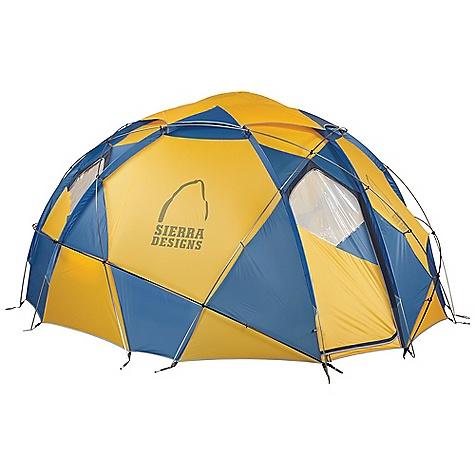 photo: Sierra Designs Grand Mothership 12 four-season tent