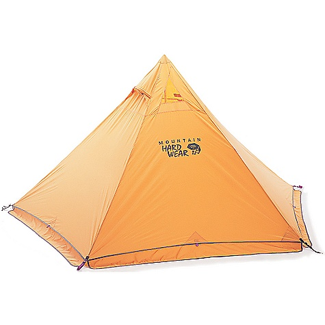 photo: Mountain Hardwear Kiva tarp/shelter