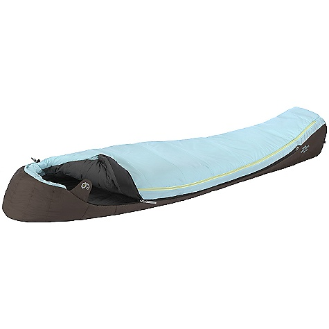 photo: Mountain Hardwear Women's Switch 20° 3-season synthetic sleeping bag