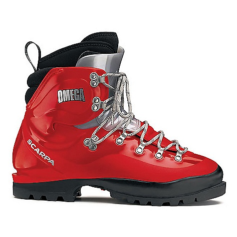 photo: Scarpa Omega mountaineering boot