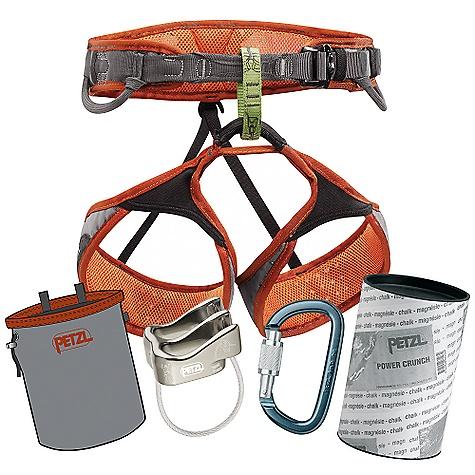 photo: Petzl Sama Climbing Kit climbing product