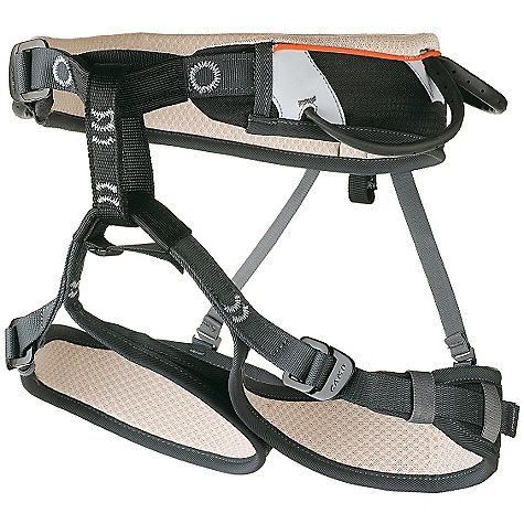 photo: CAMP Quartz CR3 sit harness