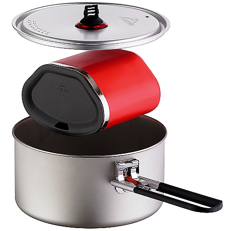photo: MSR Quick 1 System pot/pan