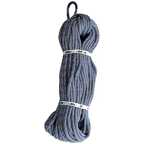 photo: Beal Edlinger 10.2 mm dynamic rope
