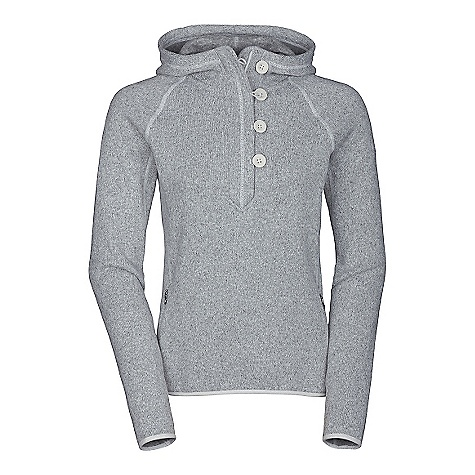 photo: The North Face Crescent Sunshine Hoodie fleece top
