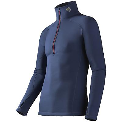 Mountain Hardwear Men's Power Stretch Zip T Shirt