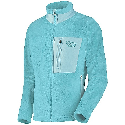 photo: Mountain Hardwear Monkey Girl Jacket fleece jacket
