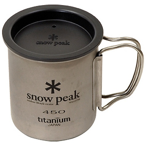 Snow Peak 450ml Mug Insulation Lid