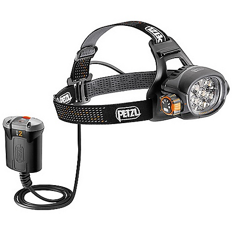photo: Petzl Ultra Belt headlamp