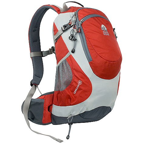 photo: Granite Gear Serrano 25 daypack (under 2,000 cu in)