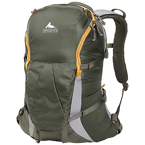 photo: Gregory Kalmia 28 daypack (under 2,000 cu in)