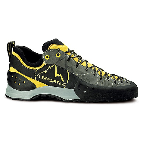 photo: La Sportiva Gandalf approach shoe