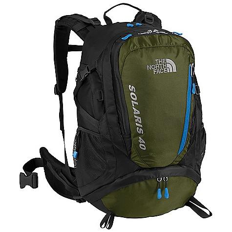 photo: The North Face Solaris 40 overnight pack (2,000 - 2,999 cu in)