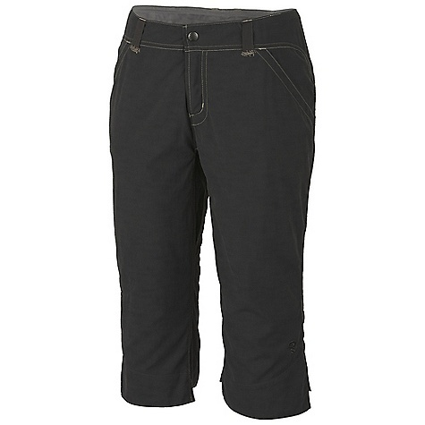 photo: Mountain Hardwear Overlook Pedal Pusher hiking pant