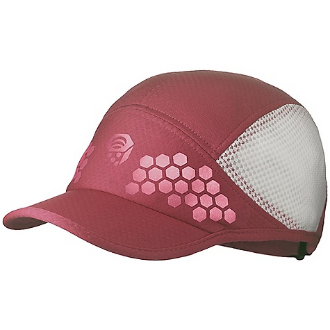 photo: Mountain Hardwear Carinae Running Cap cap