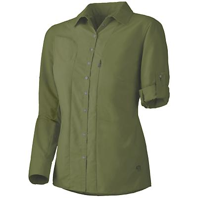 Mountain Hardwear Women's Canyon Long Sleeve Shirt