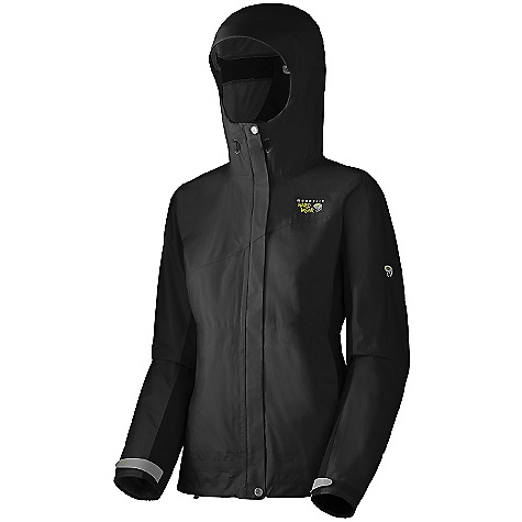 photo: Mountain Hardwear Women's Typhoon Jacket waterproof jacket