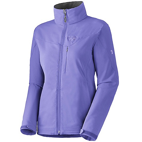 photo: Mountain Hardwear Women's Offwidth Jacket soft shell jacket