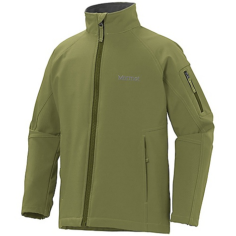 photo: Marmot Boys' Approach Jacket soft shell jacket