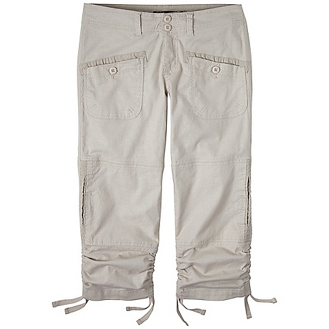 photo: prAna Kelly Capri hiking pant