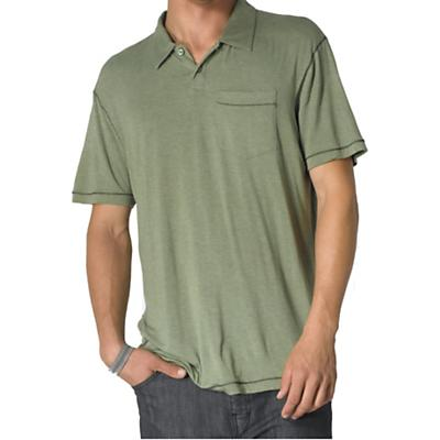 Prana Men's Crosshatch Polo