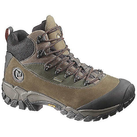 photo: Merrell Legacy Gore-Tex hiking boot