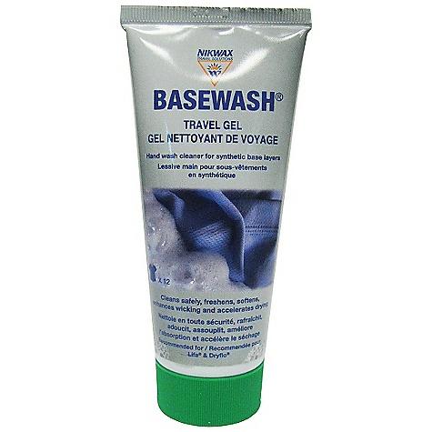 Nikwax BaseWash Travel Gel