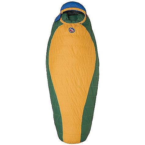 photo: Big Agnes Porcupine Jr. 15 3-season (0° to 32°f) sleeping bag