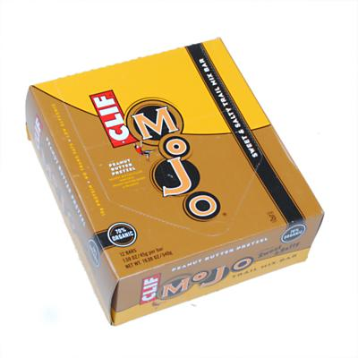 Clif Bar Mojo Bars Box