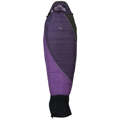 Sierra Designs Girl's Dragonfly 20 Degree Sleeping Bag