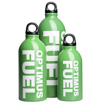 Optimus Fuel Bottles