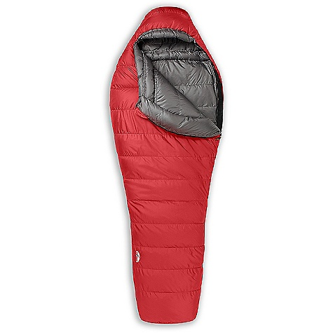 photo: GoLite Adventure 4-Season Mummy 3-season down sleeping bag