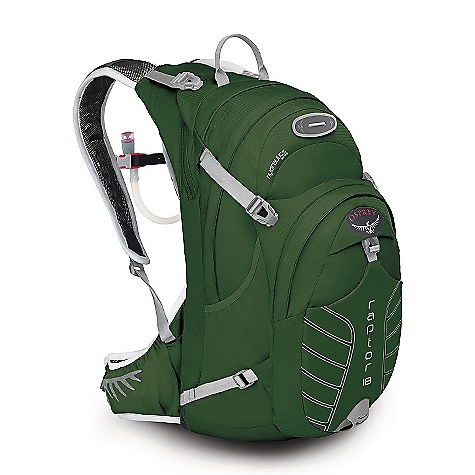 photo: Osprey Raptor 18 hydration pack
