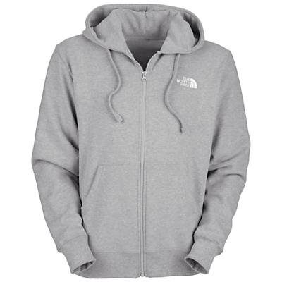 The North Face Men's Logo Full Zip Hoodie