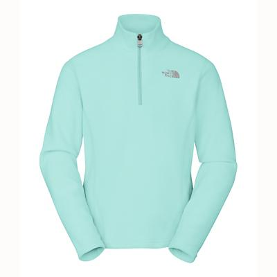 The North Face Girls' Glacier 1/4 Zip