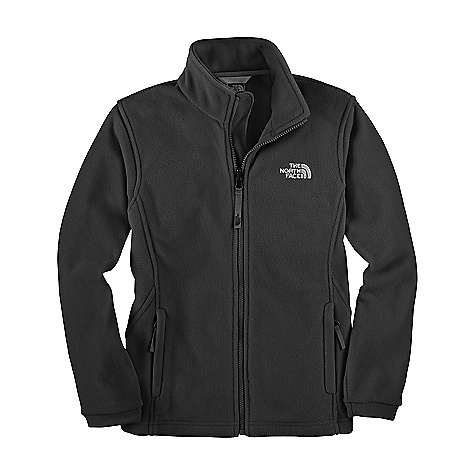 photo: The North Face Girls' Khumbu Jacket fleece jacket