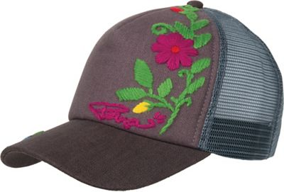 Prana Womens Prana Embroidered Trucker