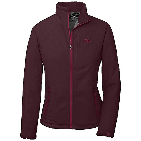 photo: Outdoor Research Men's Habitat Jacket fleece jacket