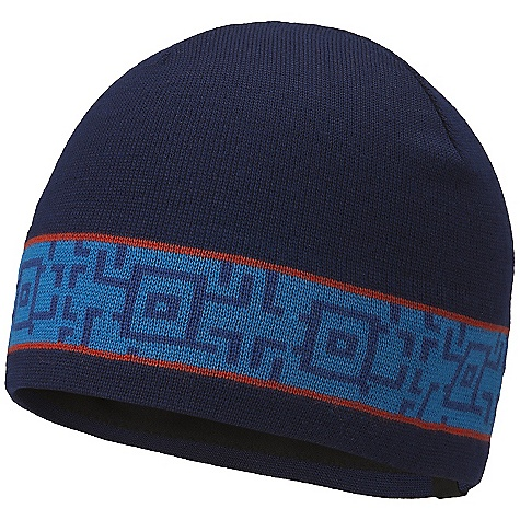 photo: Mountain Hardwear Draco Dome winter hat