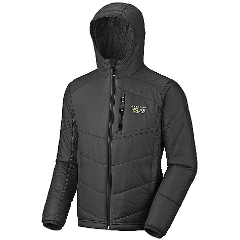 Mountain Hardwear Hooded Compressor PL Jacket
