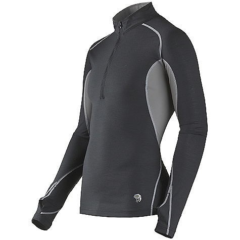 Mountain Hardwear Integral Zip Tee