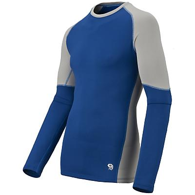 Mountain Hardwear Men's Micro Power Stretch L/S Crew